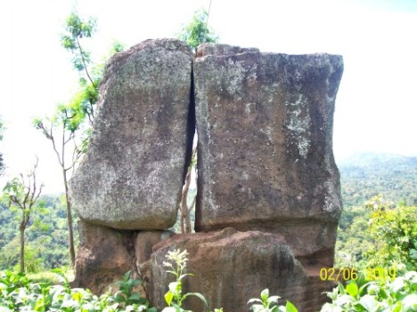 Megalith On Bondowoso