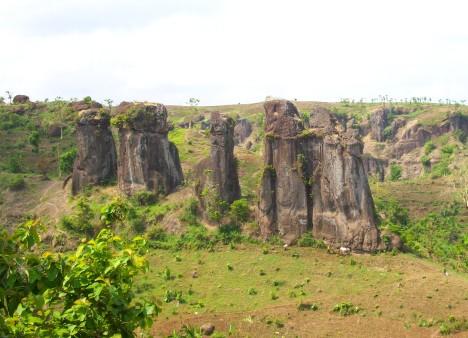 Bondowoso, Zona Megalith Solor Landscape