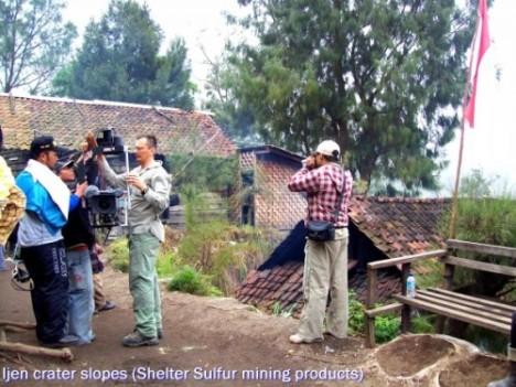 Pembuatan Film Dokumenter oleh wisatawan Asing
